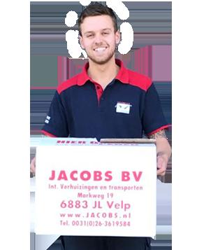 Verhuizer Jacobs Verhuizingen Velp