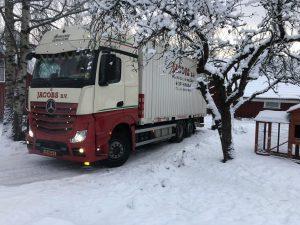 verhuizen naar scandinavië